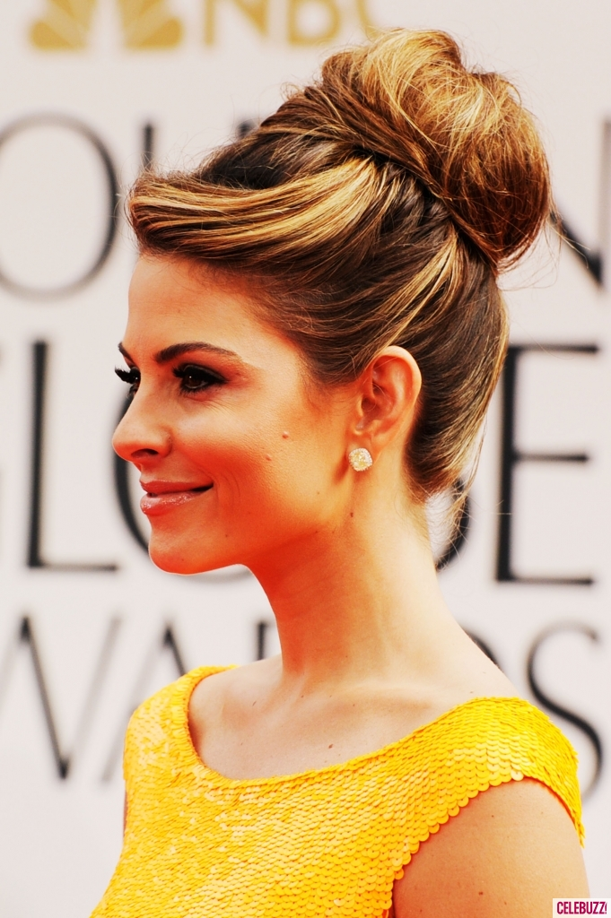 Golden Globes Hair And Makeup Inspiration Along Came Wolf